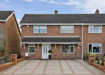 Thumbnail 3 bedroom semi-detached house for sale in Woodland Drive, Cheslyn Hay, Walsall