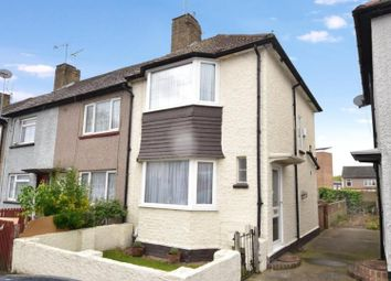 Thumbnail 2 bedroom end terrace house to rent in Gordon Road, Dartford