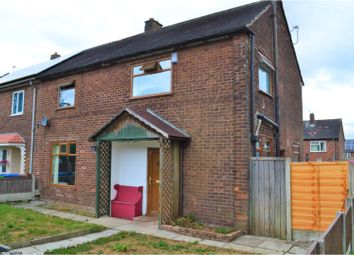 Thumbnail 4 bed end terrace house for sale in Ullock Walk, Middleton