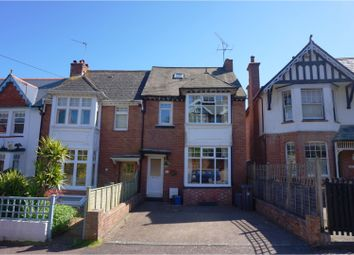 4 bed terraced house for sale in Peaslands Road, Sidmouth EX10