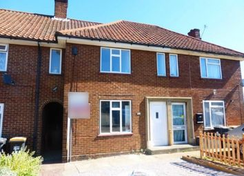 Thumbnail 3 bed terraced house to rent in Montgomery Close, Stewartby, Bedford