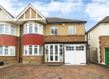 Thumbnail 5 bed semi-detached house for sale in Brook Drive, North Harrow, Harrow