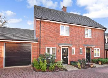 2 bed semi-detached house for sale in Brunswick Place, Emsworth, Hampshire PO10