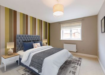 Thumbnail 2 bed flat for sale in Claremont Villas, Darlington
