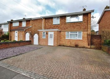Thumbnail 3 bed detached house for sale in Kenilworth Road, Basingstoke