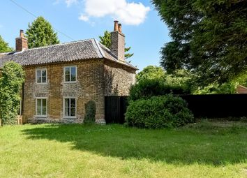 Thumbnail 3 bed semi-detached house for sale in South Raynham, Fakenham