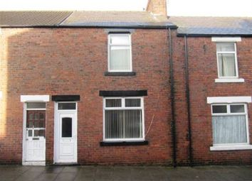 Thumbnail 2 bedroom terraced house to rent in Walter Street, Shildon, Co. Durham