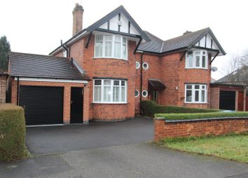 Thumbnail 3 bed detached house to rent in Folly Road, Darley Abbey, Derby