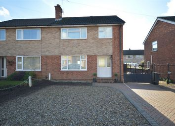 Thumbnail 3 bed semi-detached house for sale in Ardney Rise, Norwich, Norfolk