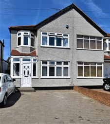 Thumbnail 3 bedroom property to rent in The Drive, Collier Row, Romford