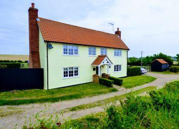 Thumbnail Cottage for sale in St John's Lane, Sisland, Norwich