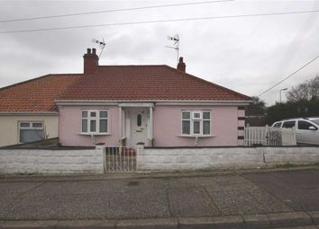 Thumbnail 3 bed semi-detached bungalow for sale in Rectory Gardens, Basildon, Essex