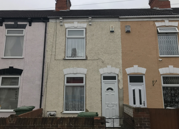 Thumbnail 2 bed terraced house to rent in Stanley Street, Grimsby