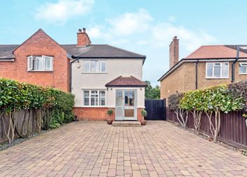Thumbnail 3 bed semi-detached house for sale in Summer Road, Thames Ditton