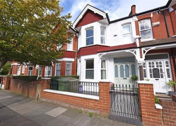 Thumbnail 4 bed terraced house for sale in Melrose Avenue, London