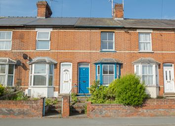Thumbnail 2 bed terraced house for sale in Lordscroft Lane, Haverhill