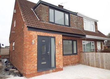 Thumbnail 3 bed semi-detached house for sale in Pear Tree Crescent, Walton-Le-Dale, Preston, Lancashire