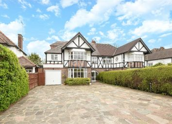 Thumbnail 5 bed semi-detached house for sale in Marsh Lane, Mill Hill, London