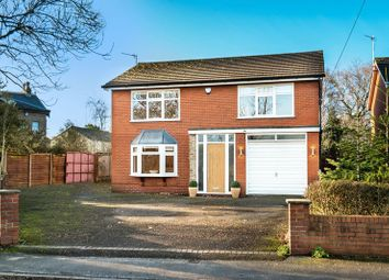 Thumbnail 4 bed detached house for sale in Moorfield Lane, Scarisbrick, Ormskirk