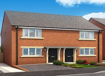 Thumbnail 3 bed semi-detached house for sale in Bondfield Close, Wombwell, Barnsley