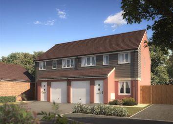 Thumbnail 3 bed semi-detached house for sale in Brockeridge Paddocks, Twyning, Tewkesbury