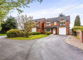 Thumbnail 4 bed detached house for sale in Hawshaw Lane, Hoyland, Barnsley