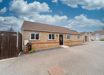 Thumbnail 3 bed detached bungalow for sale in Bluebell Gardens, Lakenheath, Brandon