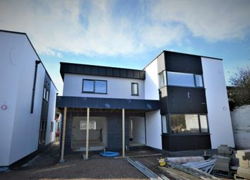 Thumbnail 4 bed detached house for sale in Plot 1, Colebrook Road, Plympton, Plymouth, Devon