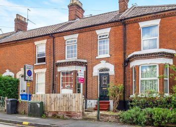Thumbnail 3 bedroom terraced house for sale in Bury Street, Norwich