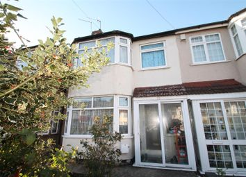 Thumbnail 3 bedroom terraced house for sale in Harlow Road, Palmers Green, London