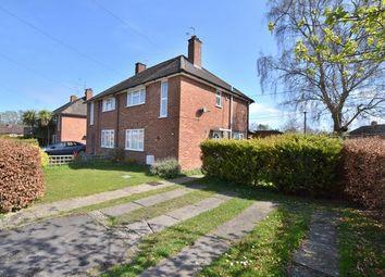Thumbnail 2 bedroom semi-detached house for sale in Wickham Close, Church Crookham, Fleet