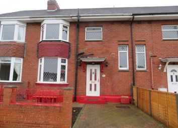 Thumbnail 3 bedroom terraced house for sale in Greetwell Close, Lincoln