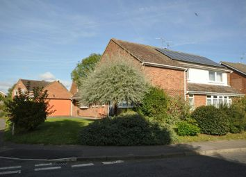 Thumbnail 4 bed detached house for sale in Lavenham Drive, Woodley, Reading