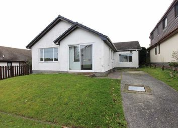 Thumbnail 3 bed detached bungalow for sale in Trefaenor, Comins Coch, Aberystwyth