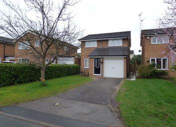 Thumbnail 3 bed detached house to rent in Abbotsbury Close, Poynton, Stockport