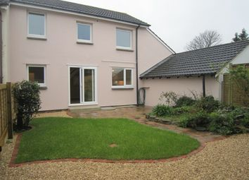Thumbnail 3 bed terraced house to rent in The Close, Lower Burraton, Saltah, Cornwall