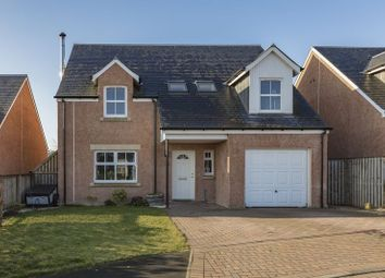 Thumbnail 5 bedroom detached house for sale in 2 Hawkslee Park, Newtown St. Boswells, Melrose