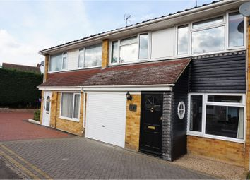 Thumbnail 3 bed terraced house for sale in Fishers Road, Staplehurst