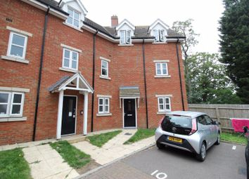 Thumbnail 2 bed maisonette for sale in Conder Boulevard, Shortstown, Bedford