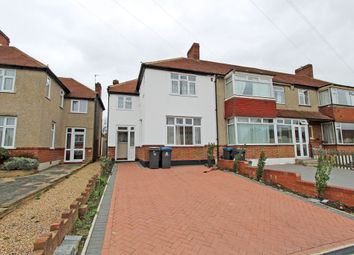 Thumbnail 3 bed town house to rent in Amberwood Rise, New Malden