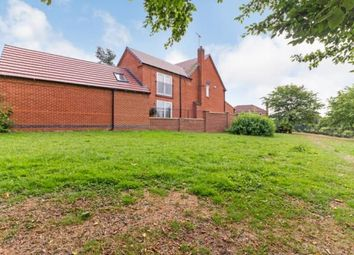 Thumbnail 5 bed detached house for sale in Fairburn Croft Crescent, Barlborough, Chesterfield, Derbyshire