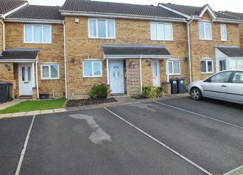 Thumbnail 2 bed terraced house for sale in Foxglove Drive, Hilperton Marsh, Trowbridge, Wiltshire