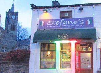 Thumbnail Restaurant/cafe for sale in Kirkgate, Silsden, Keighley