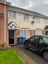 Thumbnail 2 bed terraced house to rent in Meadow Brook Close, Littleover, Derby