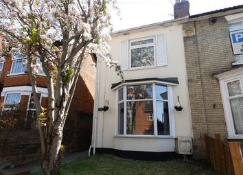 Thumbnail 3 bedroom semi-detached house for sale in Spring Road, Ipswich