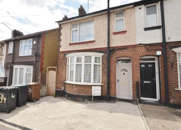 Thumbnail 2 bed end terrace house for sale in Kingsway, Luton