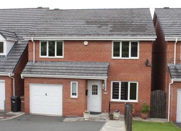 Thumbnail 4 bed detached house for sale in Holway Road, Holway, Holywell