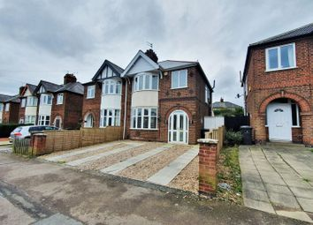 3 bed semi-detached house for sale in Petworth Drive, Leicester LE3