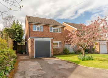 Brookway Road, Charlton Kings, Cheltenham GL53. 4 bed detached house for sale