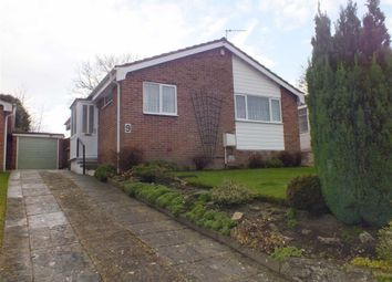 Thumbnail 2 bed detached bungalow for sale in Leighton Park Road, Westbury, Wiltshire